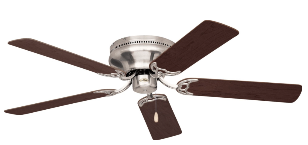 Basic Flush Mount Ceiling Fan Info