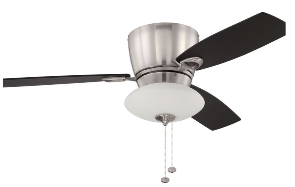 Flush Mount Ceiling Fan For Low Ceilings Every Ceiling Fans