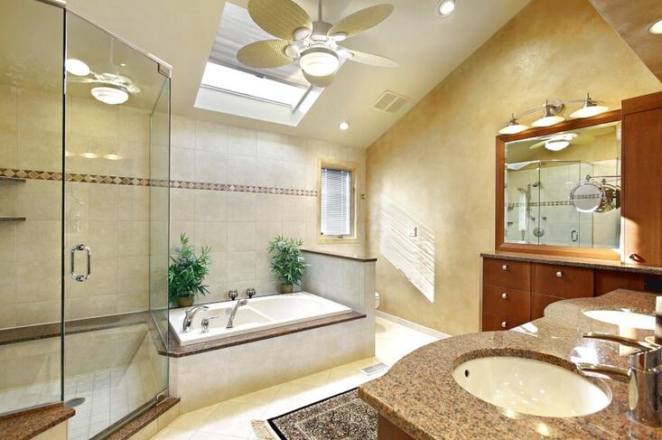 Bathroom Ceiling Fans Every Ceiling Fans
