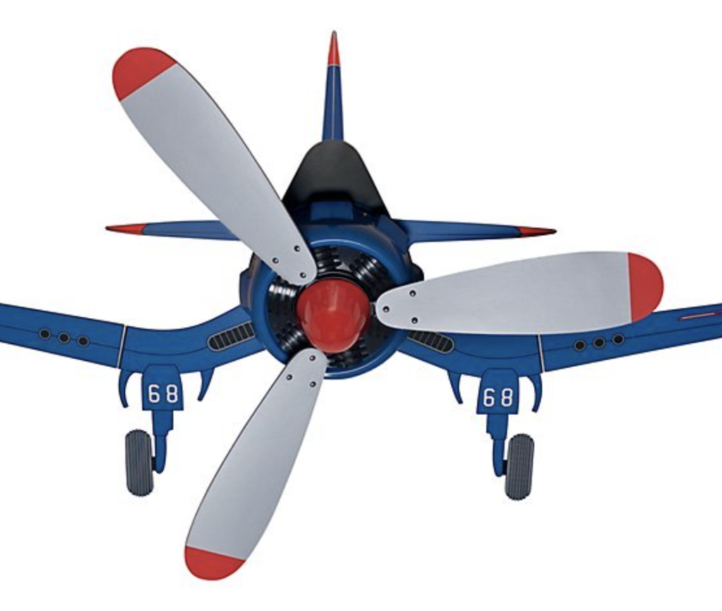Image of: Airplane Ceiling Fans Every Ceiling Fans